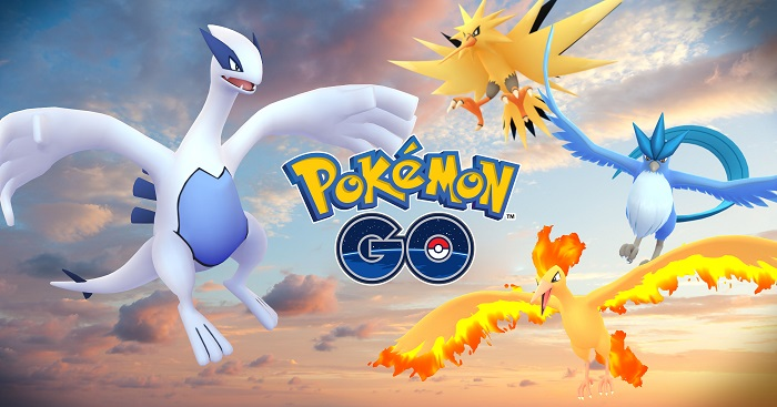 《Pokemon Go》三神鳥「急凍鳥」「火焰鳥」「閃電鳥」陸續登場