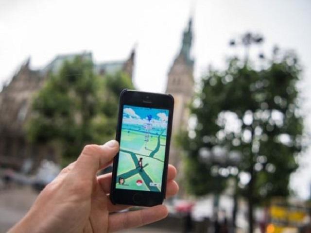 真貼心系列:日本 Pokémon Go 玩家遊戲中收到天氣警報!