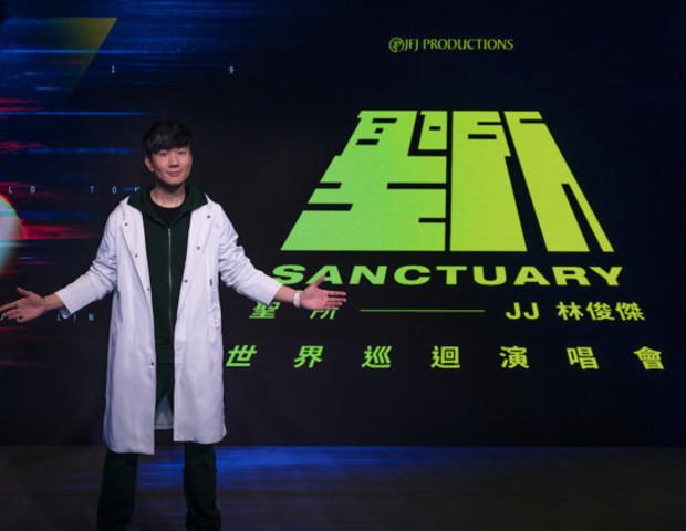 林俊傑巡演終場在台灣!明年2月小巨蛋開唱