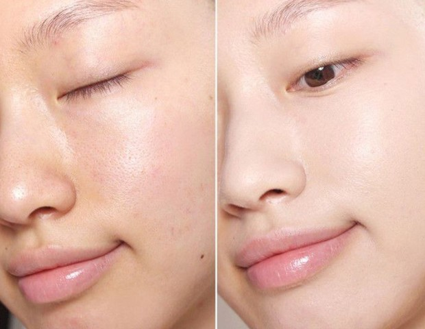 毛孔粗大正確的上妝3招!加碼推薦「保濕款」毛孔隱形霜,底妝不再乾