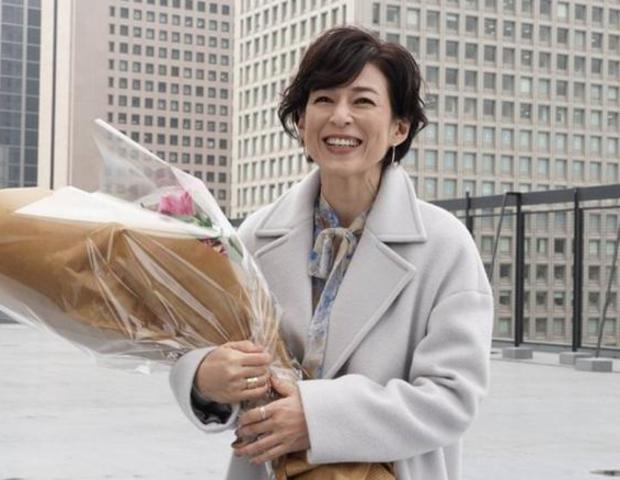 鈴木保奈美《金裝律師》殺青表示期待再次合作