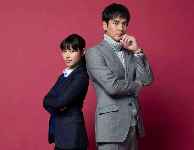 瀧本美織參演《刑警零》與失憶刑警澤村一樹妙趣拍檔
