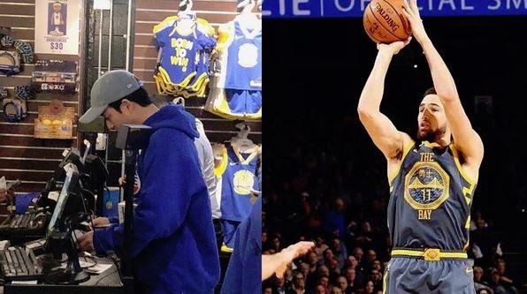 看NBA捕獲野生孔劉 「11年交情帥歐巴也一起」網跪了:男神旁邊還有男神