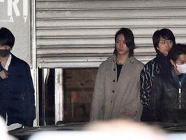 傑尼斯藝人日本正月神社參拜山下智久等藝人出席