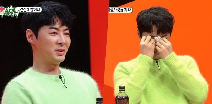 當歌手「上電視等媽媽找」 神話JunJin見生母飆淚問:為何不要我?