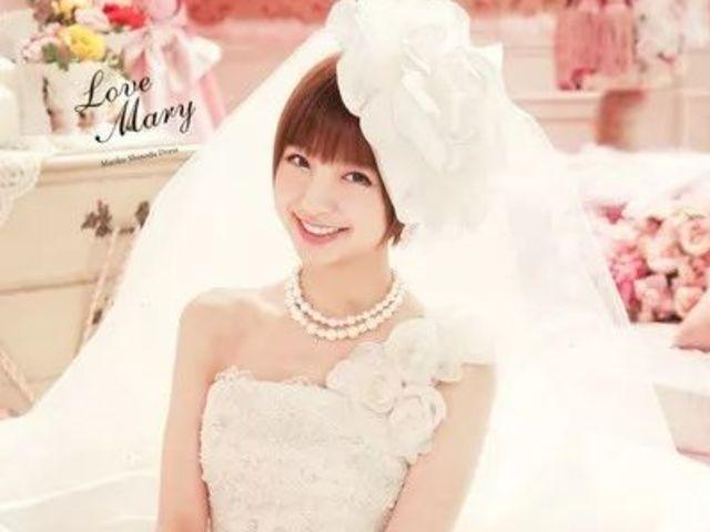 前AKB48成員篠田麻里子宣布結婚 獲好友祝福