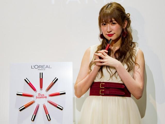 NMB48吉田朱里參加巴黎萊雅產品發表 如何保持美貌「沒有特別做什麼」