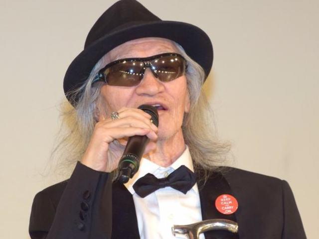 歌手內田裕也去世距離妻子樹木希林離世僅半年