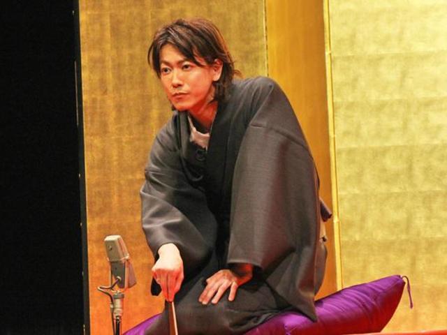 佐藤健舉辦30周歲紀念演出再次挑戰落語