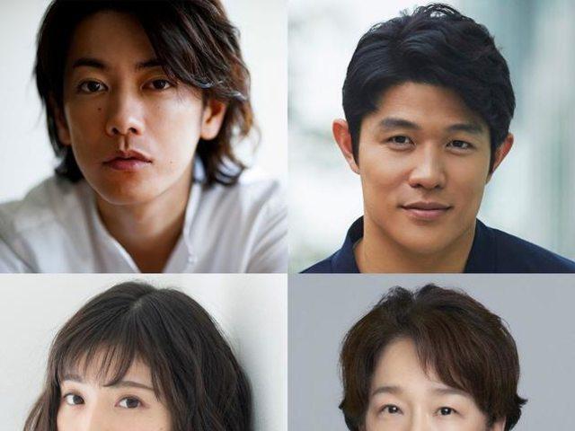 佐藤健主演電影《人啊》 與鈴木亮平松岡茉優合作