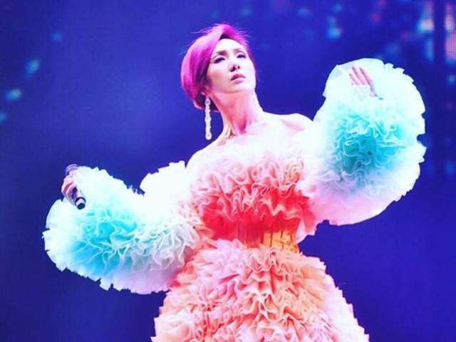 楊千嬅圓夢世界巡迴個唱 髮長文鼓勵粉絲追求夢想