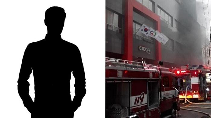 知名男團偶像家遭縱火! 報警後「被反咬吸毒」全被逮
