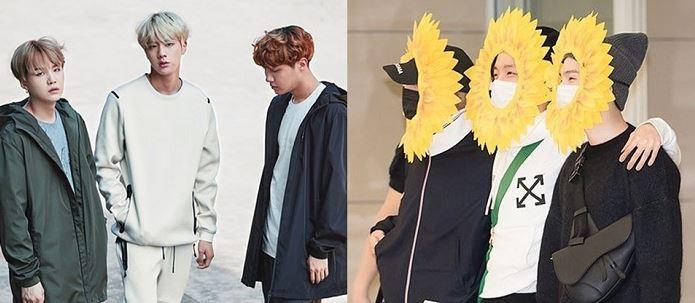 BTS入境韓國「理想與現實的落差」 韓媒拍到笑出來⋯老么柾國裝不認識