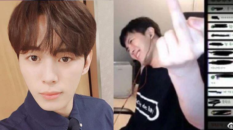 VIXX弘彬比中指「嗆SHINee、EXO」 清醒後噴淚謝罪⋯韓網全噓爆!