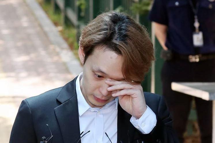 打臉最快! 朴有天「偷偷開官網」韓網噓爆:說好的隱退呢?